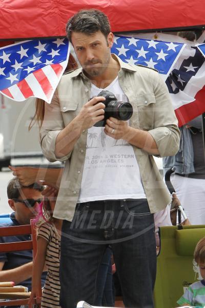 Jennifer Garner, Ben Affleck - 04-07-2012 - Chi di macchina fotografica ferisce…