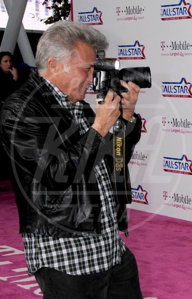 La La Vazquez, Gabrielle Union, Dustin Hoffman - Los Angeles - 21-02-2011 - Chi di macchina fotografica ferisce…