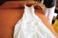 Abito da sposa ecofriendly - 08-07-2012 - Quando il matrimonio si fa green: la storia di Daniela