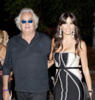 Elisabetta Gregoraci, Flavio Briatore - Marbella - 07-07-2012 - Ma quale crisi? In casa Briatore è in arrivo un secondo figlio