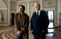 Michael Caine, Christian Bale - Los Angeles - 08-07-2012 - Dallo strillone a Dick Cheney: le metamorfosi di Christan Bale