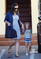Seraphina Rose Elizabeth Affleck, Jennifer Garner - Los Angeles - 08-07-2012 - Kate Walsh e la rivincita delle spanx