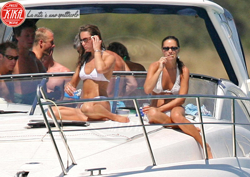 Kate Middleton, Pippa Middleton - Spagna - 06-05-2011 -