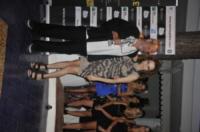Francesca Neri, Terry Gilliam - Ischia - 10-07-2012 - Francesca Neri e Zucchero premiati all'Ischia Global Fest