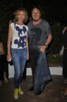 Trudie Styler, Zucchero - Ischia - 10-07-2012 - Francesca Neri e Zucchero premiati all'Ischia Global Fest