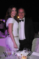 Pascal Vicedomini, Kelly Brook - Ischia - 10-07-2012 - Francesca Neri e Zucchero premiati all'Ischia Global Fest