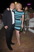 Pascal Vicedomini, Virginia Madsen - Ischia - 10-07-2012 - Francesca Neri e Zucchero premiati all'Ischia Global Fest