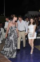 Thom Evans, Kelly Brook - Ischia - 10-07-2012 - Francesca Neri e Zucchero premiati all'Ischia Global Fest