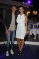 Giovanna Rei, Ciro Petrone - Ischia - 10-07-2012 - Francesca Neri e Zucchero premiati all'Ischia Global Fest