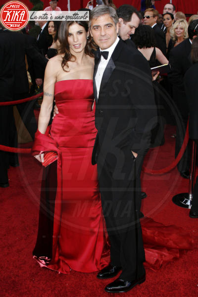 Elisabetta Canalis, George Clooney - 05-04-2012 - Da Beatrice Borromeo a Dajana Roncione: Italians do it better!