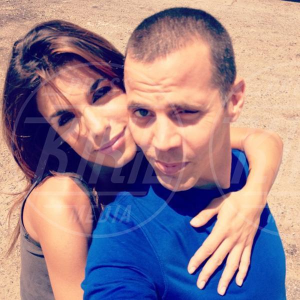 Elisabetta Canalis, Steve-O - Los Angeles - 22-06-2012 - Elisabetta Canalis ha un nuovo amore?