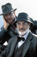 Sean Connery, Harrison Ford - Hollywood - 01-01-1989 - Sean Connery, il peggior accento irlandese a Hollywood!