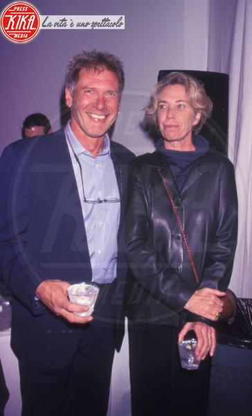 Melissa Mathison, Harrison Ford - Hollywood - 10-05-2000 - Anche Mel B divorzia, la classifica delle ex coppie più longeve
