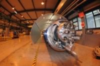 CERN - Acceleratore particelle - Ginevra - 12-07-2012 - Fabiola Giannotti, un'italiana fra gli scopritori del Bosone