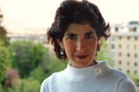 Fabiola Gianotti - Ginevra - 30-10-2008 - Fabiola Giannotti, un'italiana fra gli scopritori del Bosone