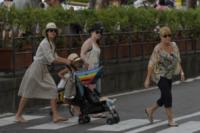Haven Garner Warren, Honor Warren, Jessica Alba - Amalfi - 12-07-2012 - Estate 2019: i vip turisti abituali in Italia
