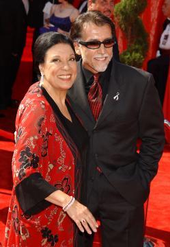 Husband, Shelley Morrison - Los Angeles - 21-09-2003 - Will & Grace in lutto: morta la cameriera Rosario