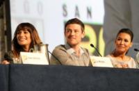 Naya Rivera, Cory Monteith, Lea Michele - San Diego - 15-07-2012 - Nemiciamatissimi... d'amore e d'accordo davanti alle telecamere!