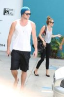 Liam Hemsworth, Miley Cyrus - Los Angeles - 13-07-2012 - Miley Cyrus e Liam Hemsworth di nuovo fotografati insieme