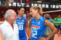 Francesca Piccinini, Antonio Ricci - Alassio - 15-07-2012 - Francesca Piccinini: