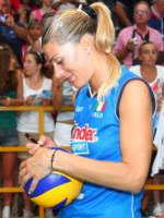 Francesca Piccinini - Alassio - 15-07-2012 - Francesca Piccinini: