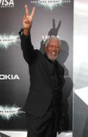 Morgan Freeman - New York - 16-07-2012 - La mano sinistra di Morgan Freeman è paralizzata