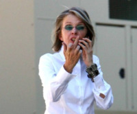Diane Keaton - Westwood - 26-09-2007 - Justin Bieber & co: quando le star dimenticano le buone maniere