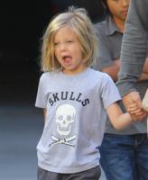 Shiloh Jolie Pitt - Hollywood - 28-11-2011 - Buon compleanno a Shiloh, la figlia dei Brangelina