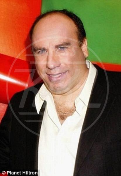 John Travolta - Los Angeles - 03-07-2012 - Le star invecchiano precocemente con Planet Hiltron