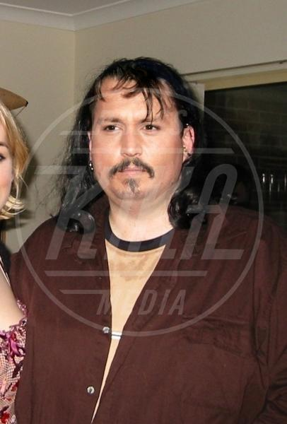 Johnny Depp - Los Angeles - 03-07-2012 - Le star invecchiano precocemente con Planet Hiltron