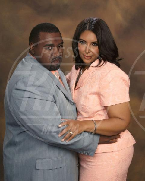 Kim Kardashian, Kanye West - 12-07-2012 - Le star invecchiano precocemente con Planet Hiltron