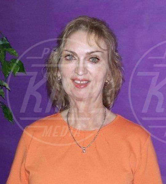 Madonna - Los Angeles - 03-07-2012 - Le star invecchiano precocemente con Planet Hiltron