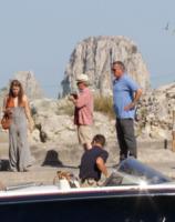 famiglia, Steven Spielberg - Capri - 19-07-2012 - Trump e gli altri: i vip in italia per una vacanza 5 stelle