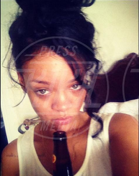 Rihanna - Londra - 10-07-2012 - Camilla di Cornovaglia, in vino veritas?