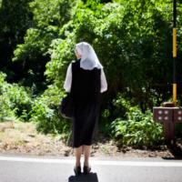 Uns suora a Camaldoli - 16-07-2012 - L'eremo di Camaldoli compie mille anni