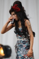 "Amy Winehouse - Londra - 18-08-2008 - Janis Winehouse: ""Sapevo Amy non sarebbe arrivata a 30 anni"""