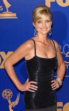 Courtney Thorne-Smith - Los Angeles - 21-09-2003 - Ally McBeal si è sposata di nascosto