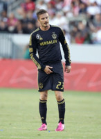 David Beckham - Los Angeles - 22-07-2012 - Justin Bieber & co: quando le star dimenticano le buone maniere