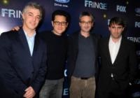Jeff Pinkner, Roberto Orci, Alex Kurtzman, J.J. Abrams - New York - 25-08-2008 - Star Trek: Discovery, grandi novità sulla nuova serie tv