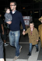 Cruz Beckham, Romeo Beckham, Brooklyn Beckham, David Beckham - Los Angeles - 19 marzo, festa del papà o festa dei DILF?