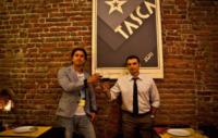 Gianfranco Guagnano, Marco Brancatelli - Milano - 20-07-2012 - Temporary House: La ricetta anticrisi di due giovani milanesi