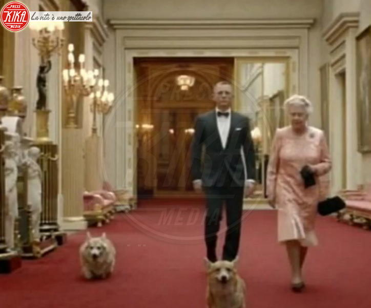 Regina Elisabetta II, Daniel Craig - Londra - 29-07-2012 - Dio salvi la regina: Elisabetta II compie 63 anni di regno