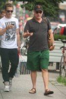 Chet Hanks, Tom Hanks - New York - 27-07-2012 - Figli delle stelle, delinquenti si diventa
