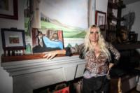 Paola Poliseno - Montecatini - 31-07-2012 - Paola Poliseno, l'artista che ha fatto sesso con gli alieni