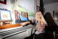 Paola Poliseno - Montecatini - 30-07-2012 - Paola Poliseno, l'artista che ha fatto sesso con gli alieni