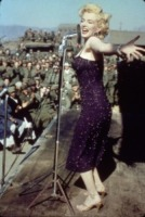 Marilyn Monroe - Hollywood - 01-06-1954 - Marilyn Monroe fece ricorso alla chirurgia estetica