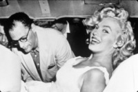 Marilyn Monroe - Hollywood - 01-06-1957 - Marilyn Monroe fece ricorso alla chirurgia estetica