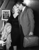 Arthur Miller, Marilyn Monroe - New York - 09-09-1959 - Marilyn Monroe fece ricorso alla chirurgia estetica