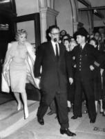 Arthur Miller, Marilyn Monroe - Londra - 18-07-1956 - Marilyn Monroe fece ricorso alla chirurgia estetica