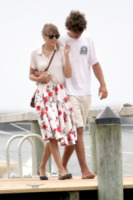 Conor Kennedy, Taylor Swift - 28-07-2012 - Si scrive street-style chic, si legge… Taylor Swift!